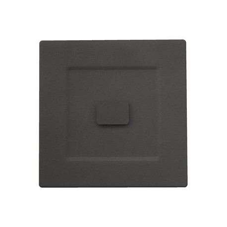 Porte de ramonage HTT 305 gris satin